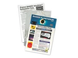 Bilde av Baader Astro Solar solfilter A4